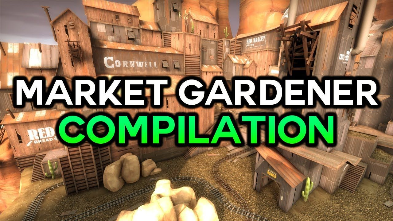 Market Gardener (Bhop) Compilation #games #teamfortress2 #steam #tf2 ...