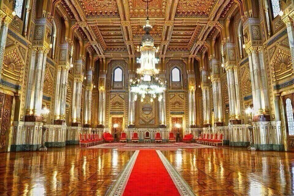 Abdeen Palace Cairo Egypt
