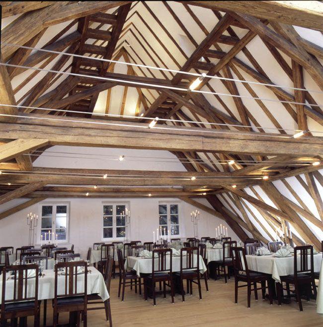 Heuboden in der Klosterschänke | Wedding locations | Pinterest ...