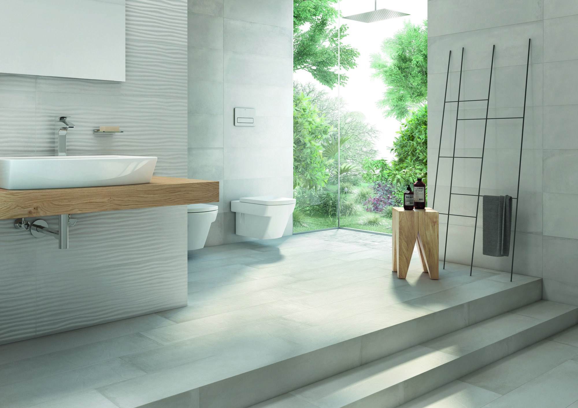 chelsea gris ceramic wall by roca http rocatilegroup com floor and wall tiles for kitchen bathroom ourdoors roca tile usa