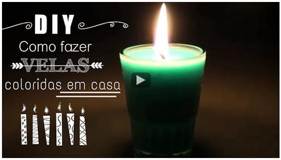 DIY aprenda a fazer velas coloridas: https://www.youtube.com/channel/UCSx40qzZwsE12jNMrsFwpvg/videos