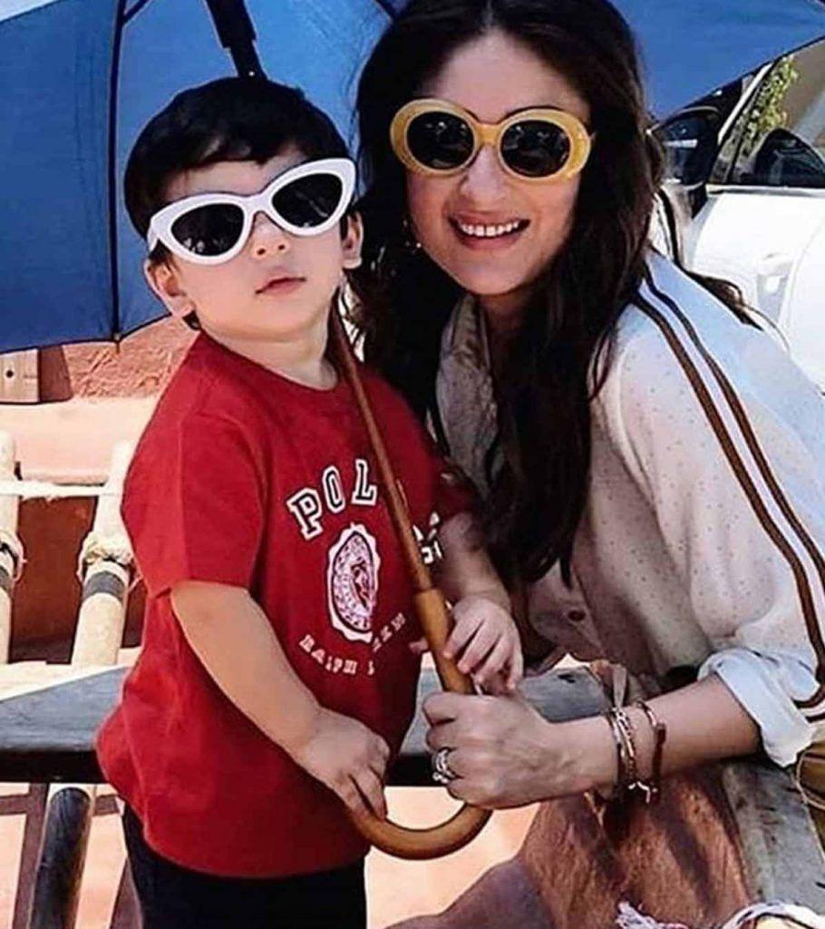 I Ll Ask Her Not To Come Kareena Kapoor Khan On Son Taimur Bringing Home A Girlfriend Kareena Kapoor Kareena Kapoor Khan Taimur Ali Khan