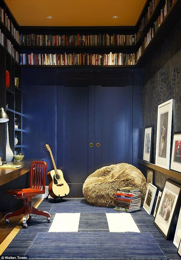 10 Teenage Boys Music Bedrooms | Decorazilla Design Blog | Wnętrza ...