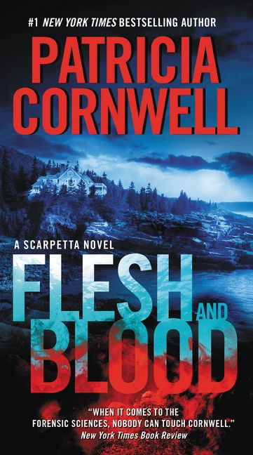 Flesh and Blood by Patricia Cornwell - a great summer and perfect summer read -| MomTrends