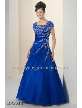 #Modest Prom gown | Ruched Bodice Beaded Embroidery | Simply Elegant | Fort Mill SC