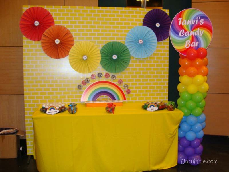 Buy Candy Counter from the Rainbow A counter to place goodies
