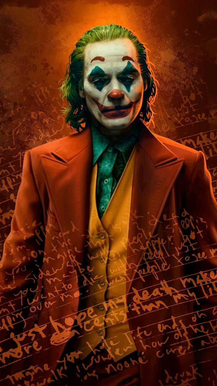 Pin by Abolfazl Hd on ی in 2020 Joker poster, Joker