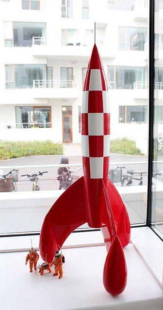 TinTin Raket
