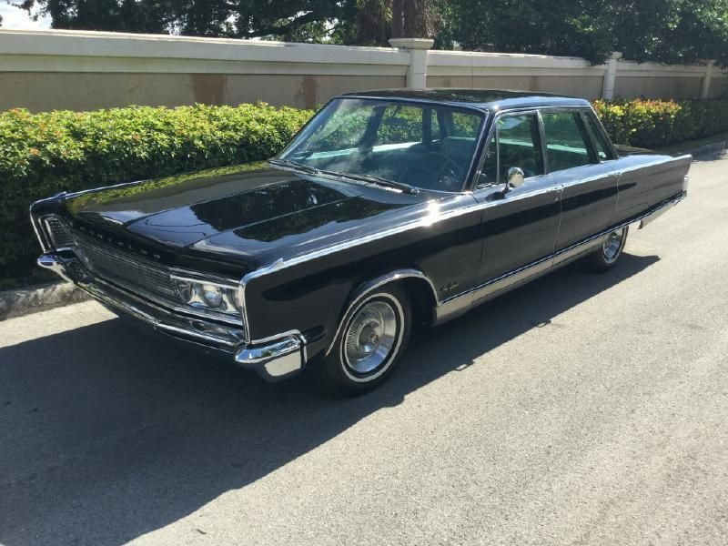 1966 Chrysler New Yorker Hard Loaded Ebay With Images