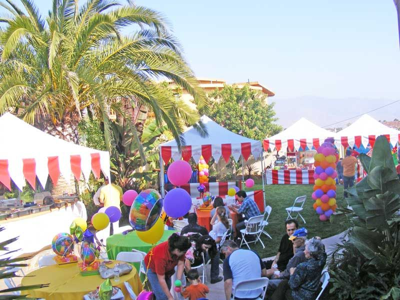 Merveilleux Back Yard Carnival Birthday Party | ...   Carnival Games And Party Rentals  In