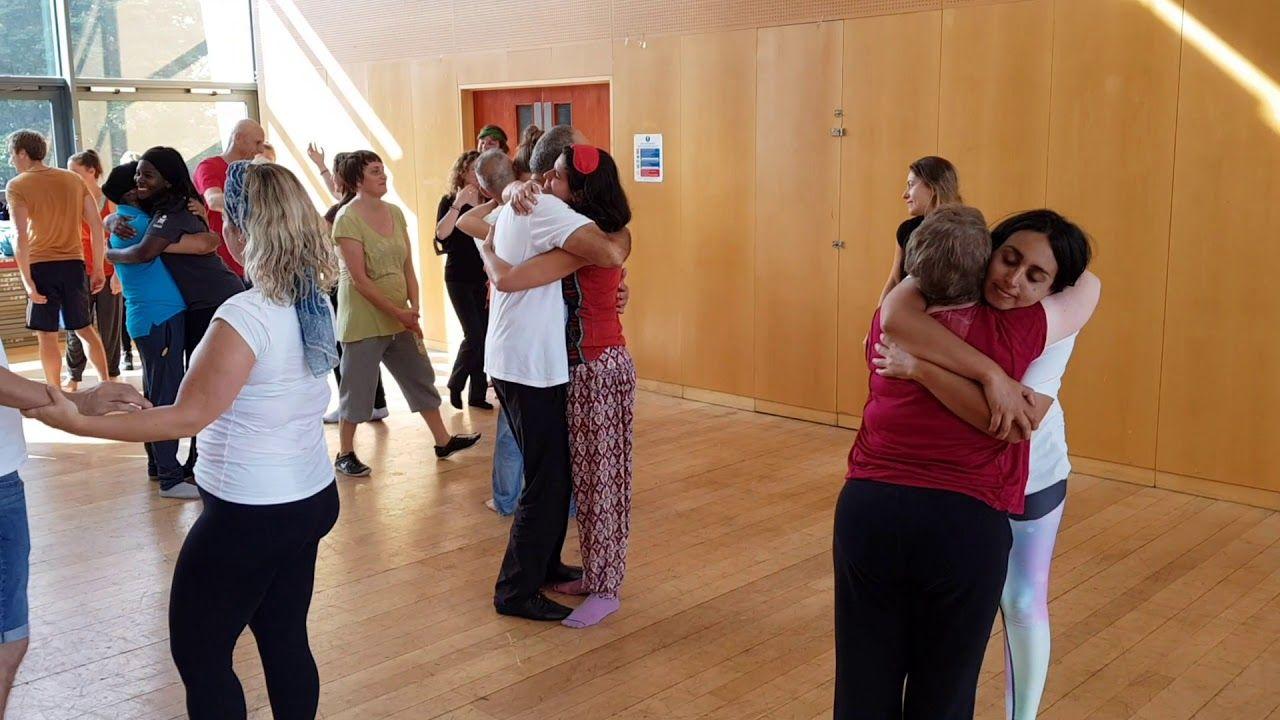 Osho Dynamic Meditation Hugging | Osho meditation, Osho