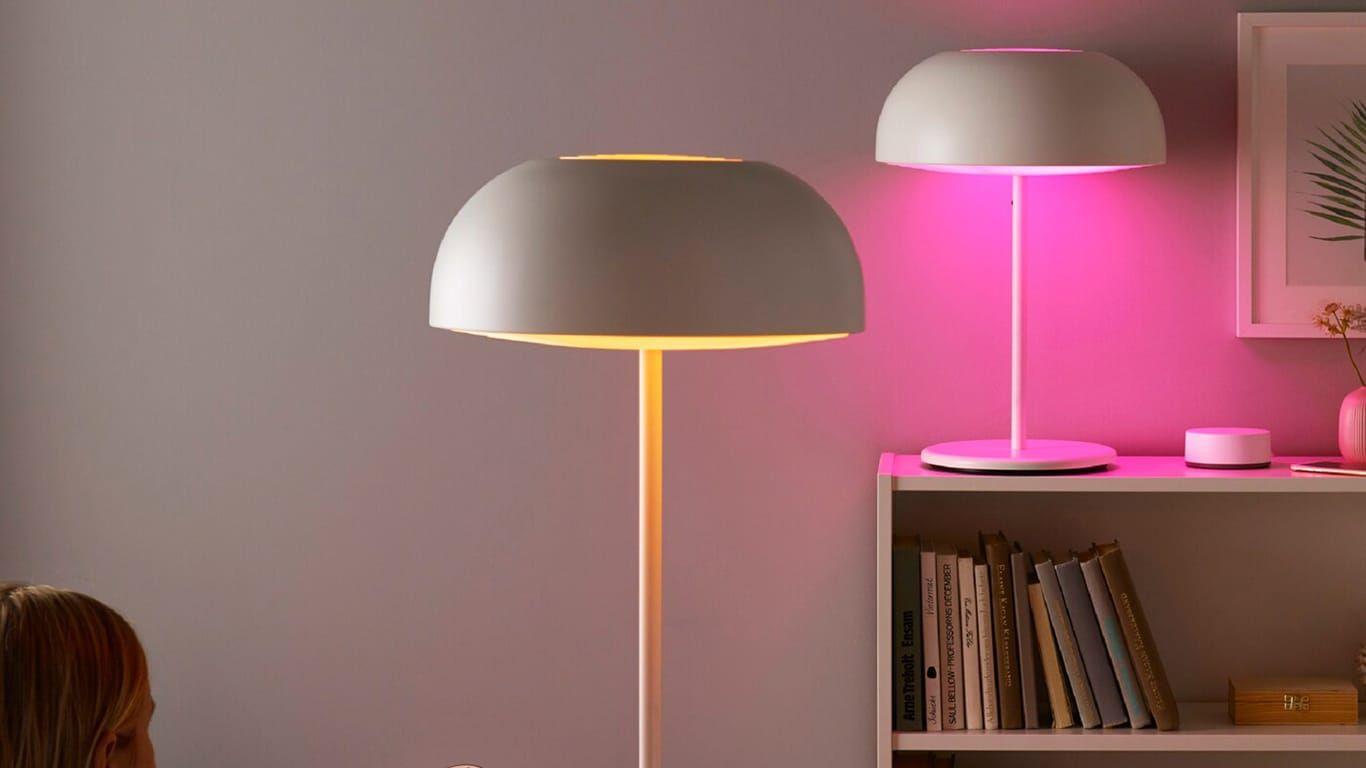 Tradfri Ikea Home Smart Beleuchtung Beleuchtung Ikea Led Leuchtmittel