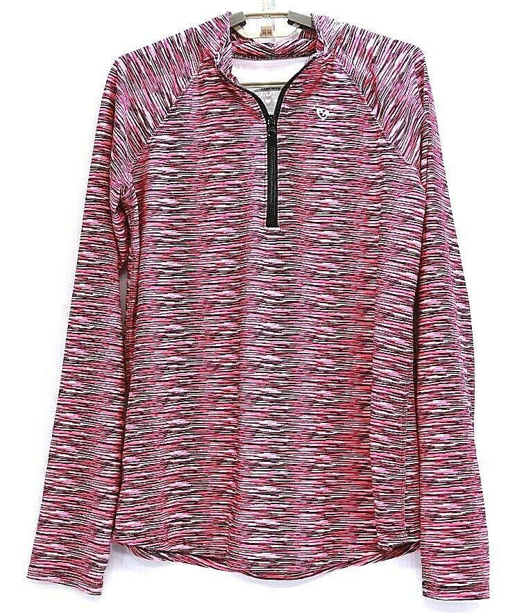 Under Armour UA Toddler Girl 2T Pink Long Sleeve T shirt Tee Top NWT