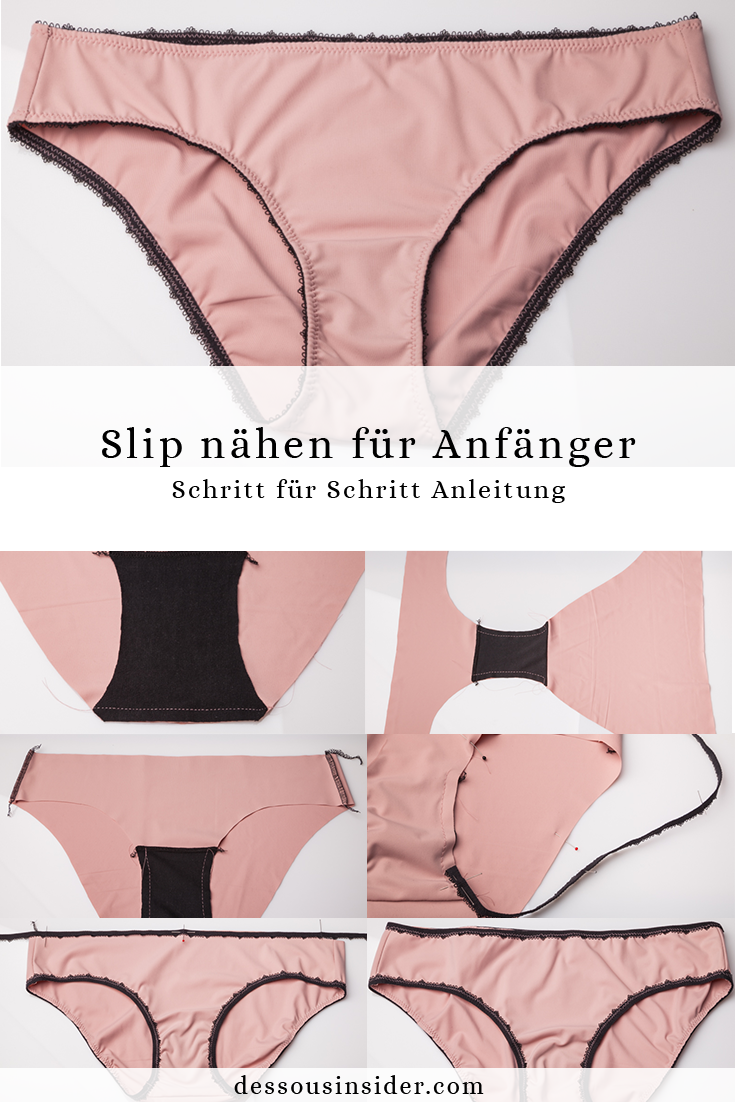 Photo of Tutorial: Slip nähen – Dessousinsider