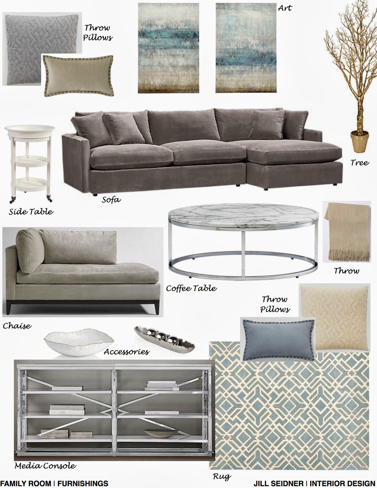 Looking For Interior Design Help I Offer A Complete Room Design Via Online Design For Anyone Anywhere Which In 2020 Interior Design Boards Family Room Design Interior Design