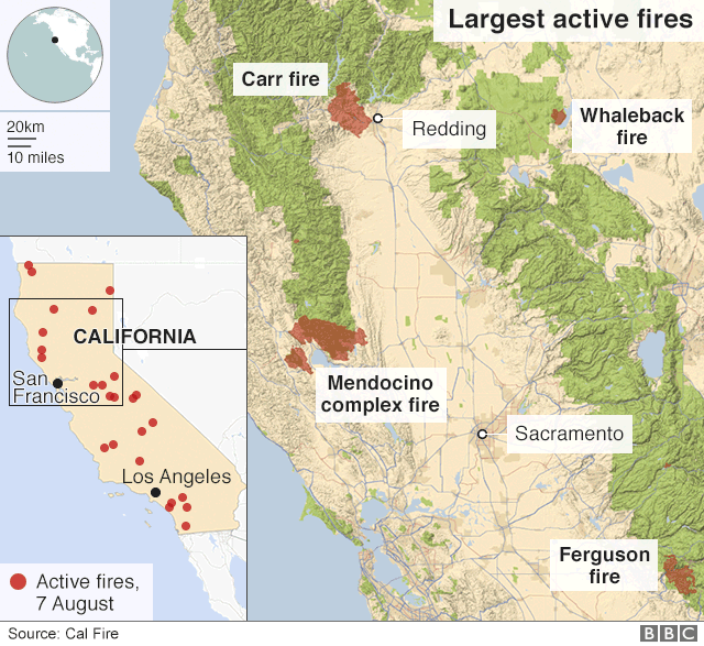 California Is On Fire Multiple Major Fires Broke Out In Many Parts Of The State Burning More Than Baja California California California Wildfires