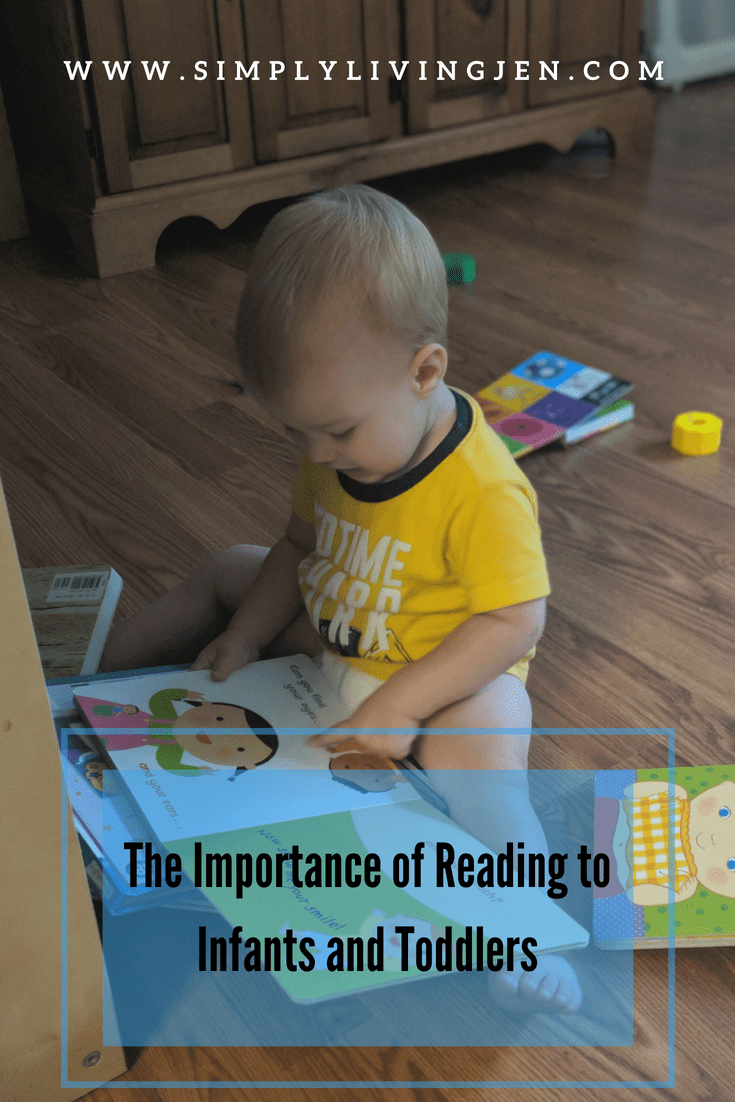 The Importance of Reading to Infants and Toddlers images