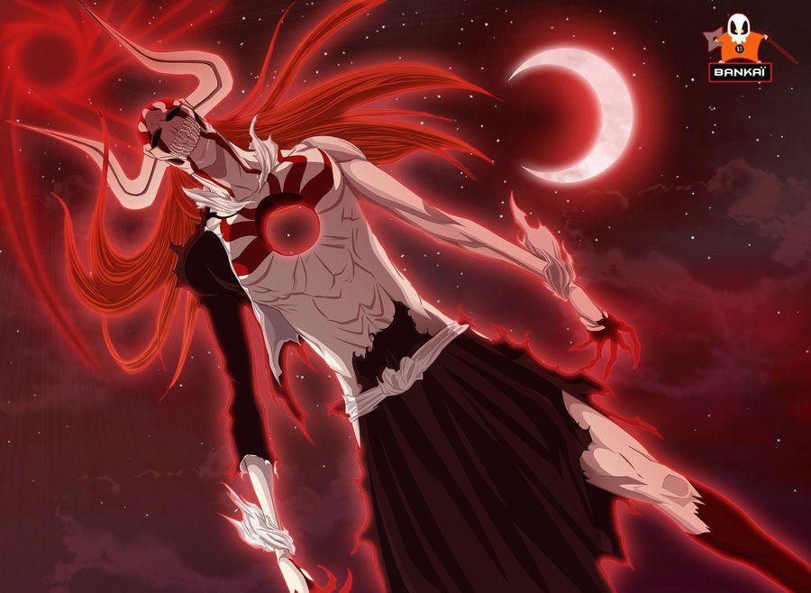 Red Night By Bankai No Jutsu On Deviantart Bleach Anime Bleach Anime Ichigo Anime