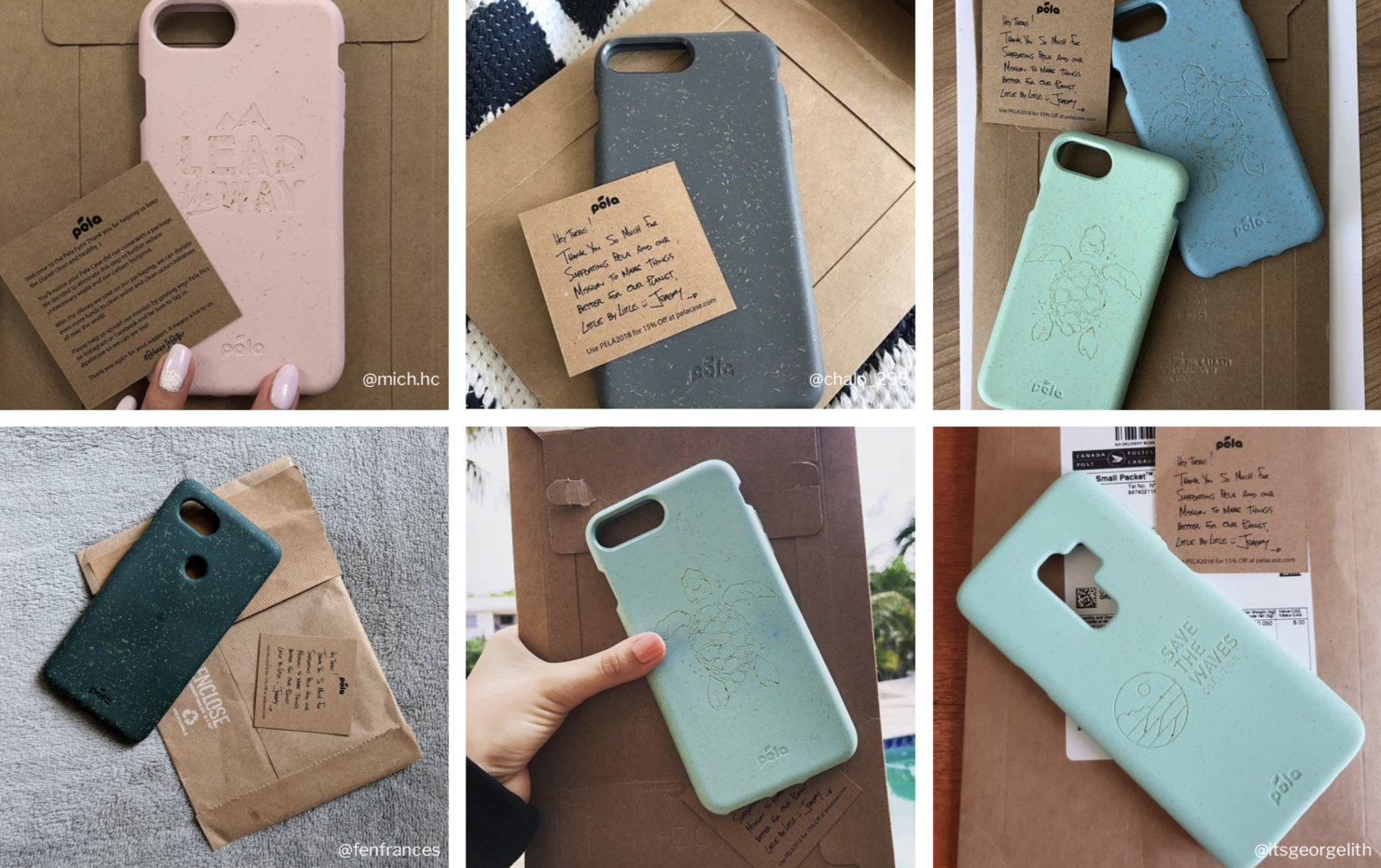 the latest 2dc79 151d2 Shark Skin Eco-Friendly iPhone X Case– Pela Case - compostable   Eco ...