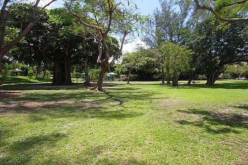 Merrie Christmas Park in Coconut Grove.