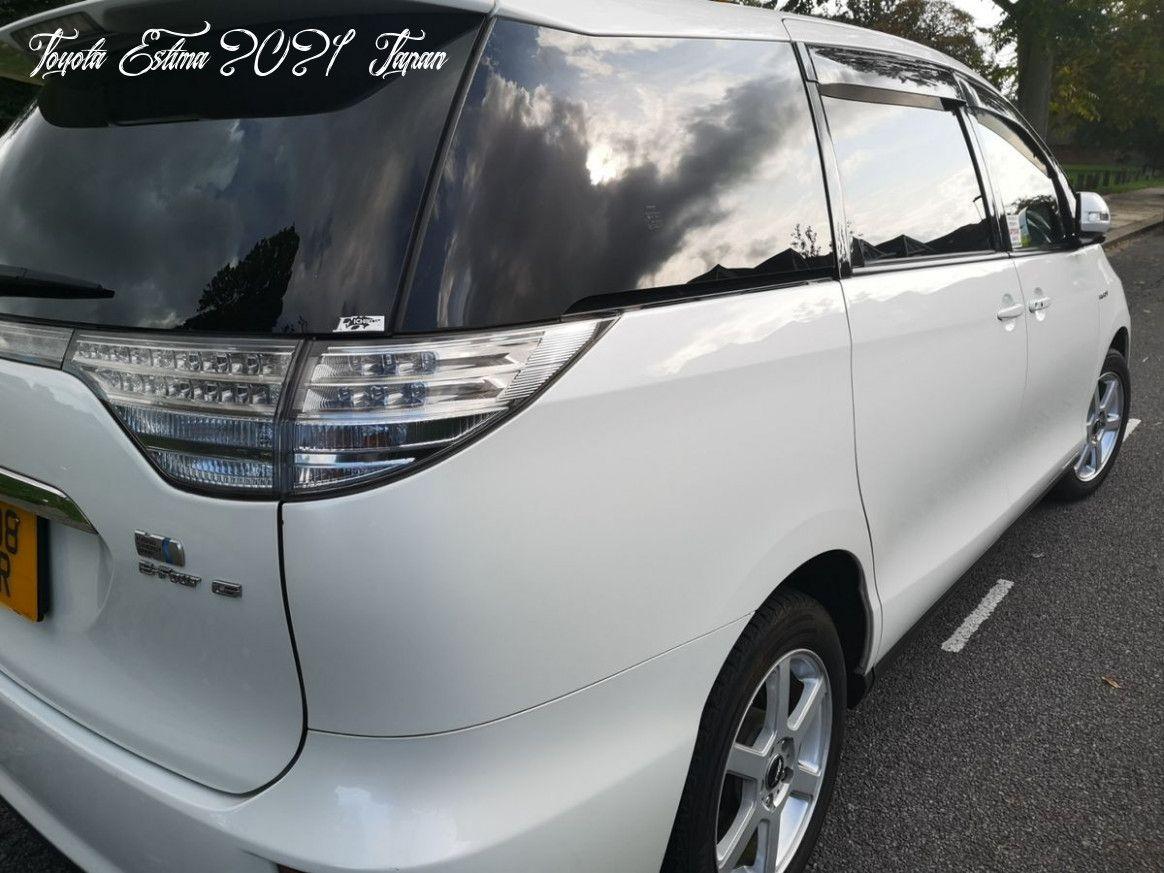 2021 Toyota Estima Configurations
