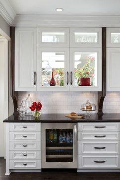 Kitchen Cabinet Doors San Diego by Robeson Design Window behind the cabinets! Love! | Kitchen