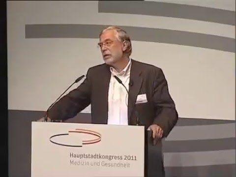 keiner kann heilen oder gesund machen, Prof. Dr. Gerald Hüther,