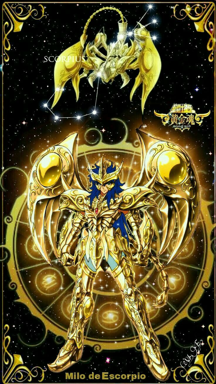 Dibujo De Un Escorpion Dorado milo de escorpio | libra caballeros del zodiaco, caballeros