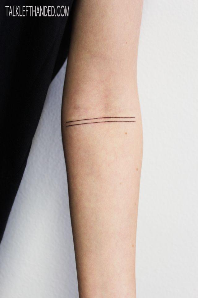 Inkedrad Tattoo Blog Line Tattoos Straight Line Tattoo Tattoos