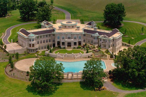 Inside Rick Ross S 5 8million Mansion Photos Celebrities Nigeria Mansions Mega Mansions Mansion Rooms