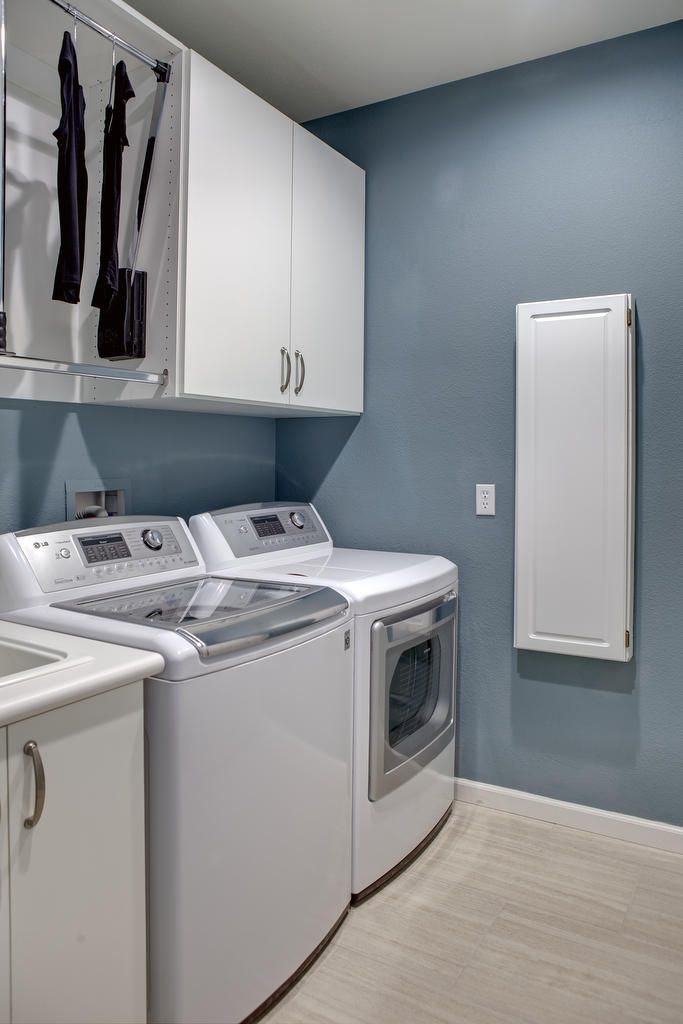 Beautiful Blue Laundry Room Resolutions On Design Shuffle