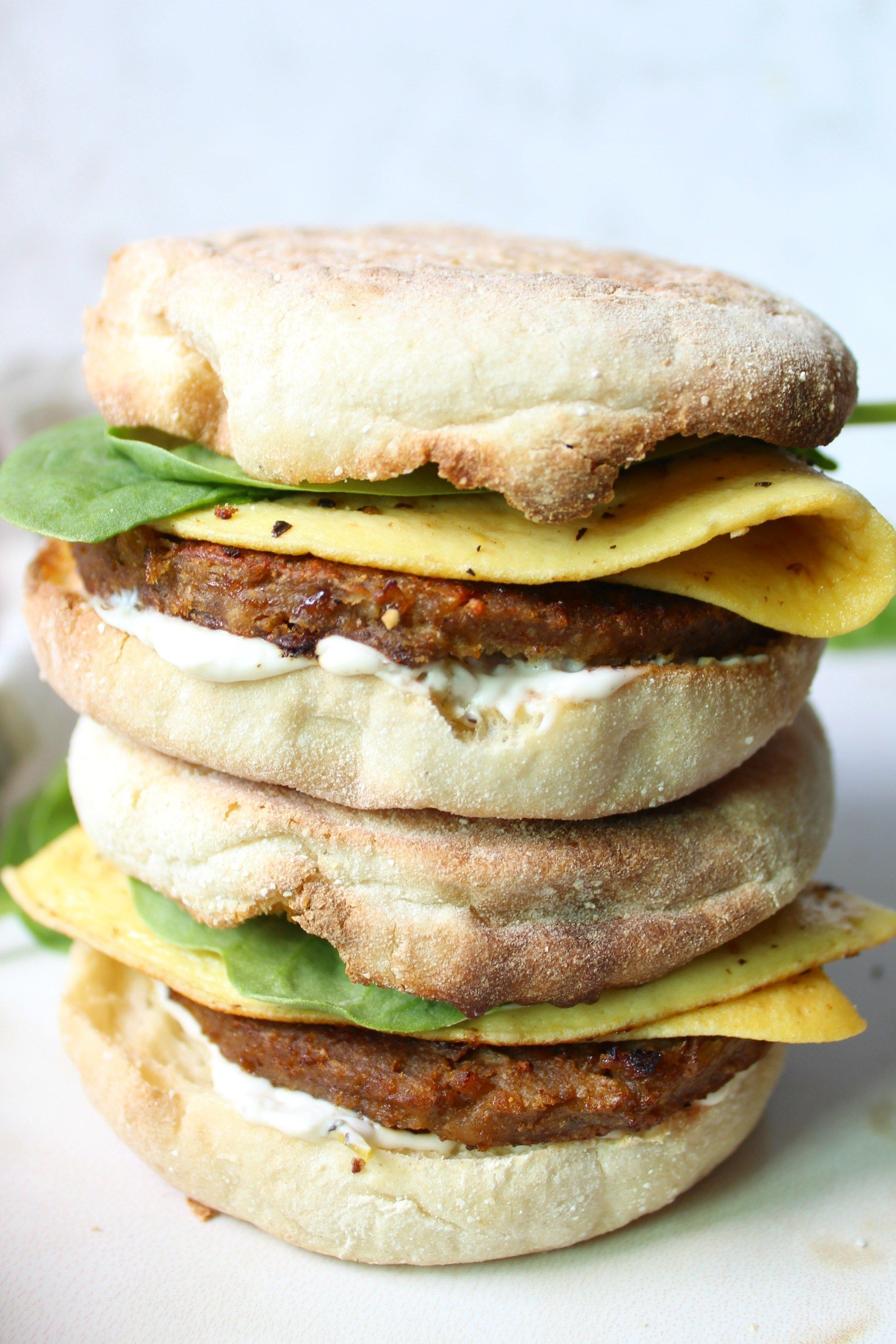 The Best Vegan Breakfast Sandwiches