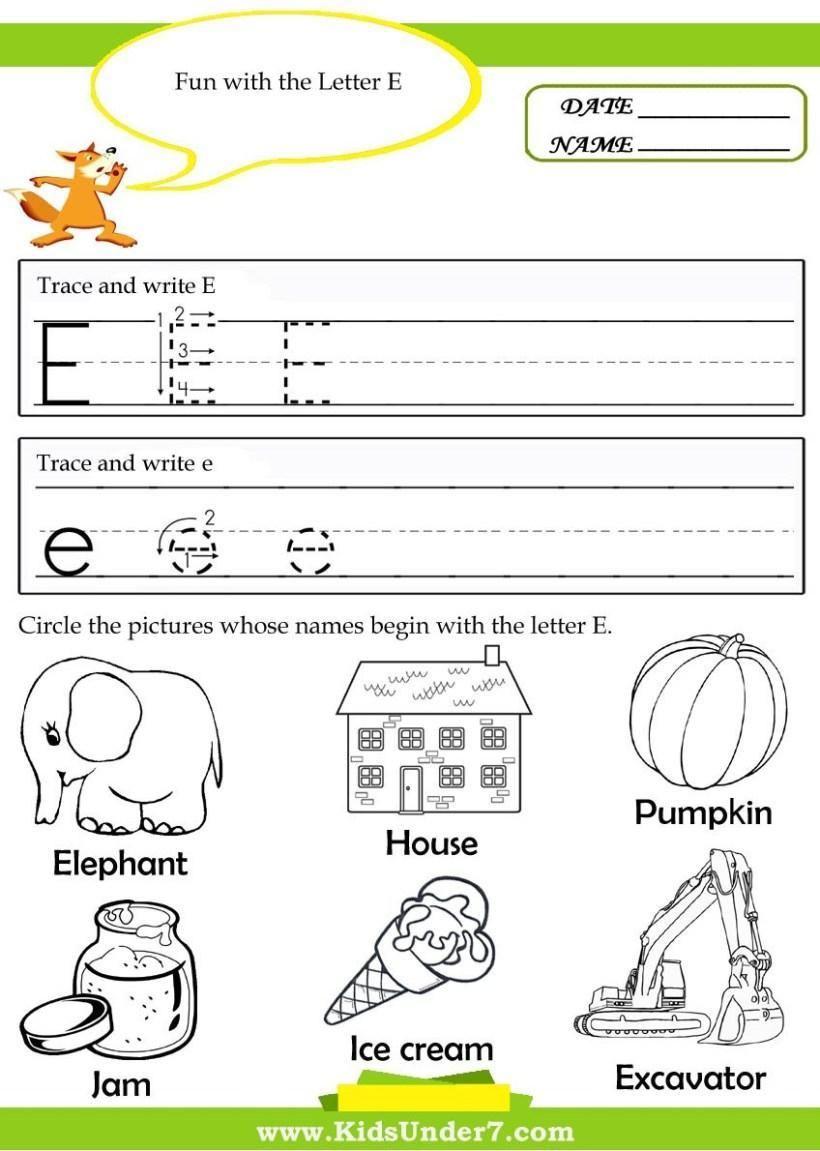 10 Letter E Tracing Worksheets Preschool In 2020 Preschool Worksheets Tracing Worksheets Tracing Worksheets Preschool