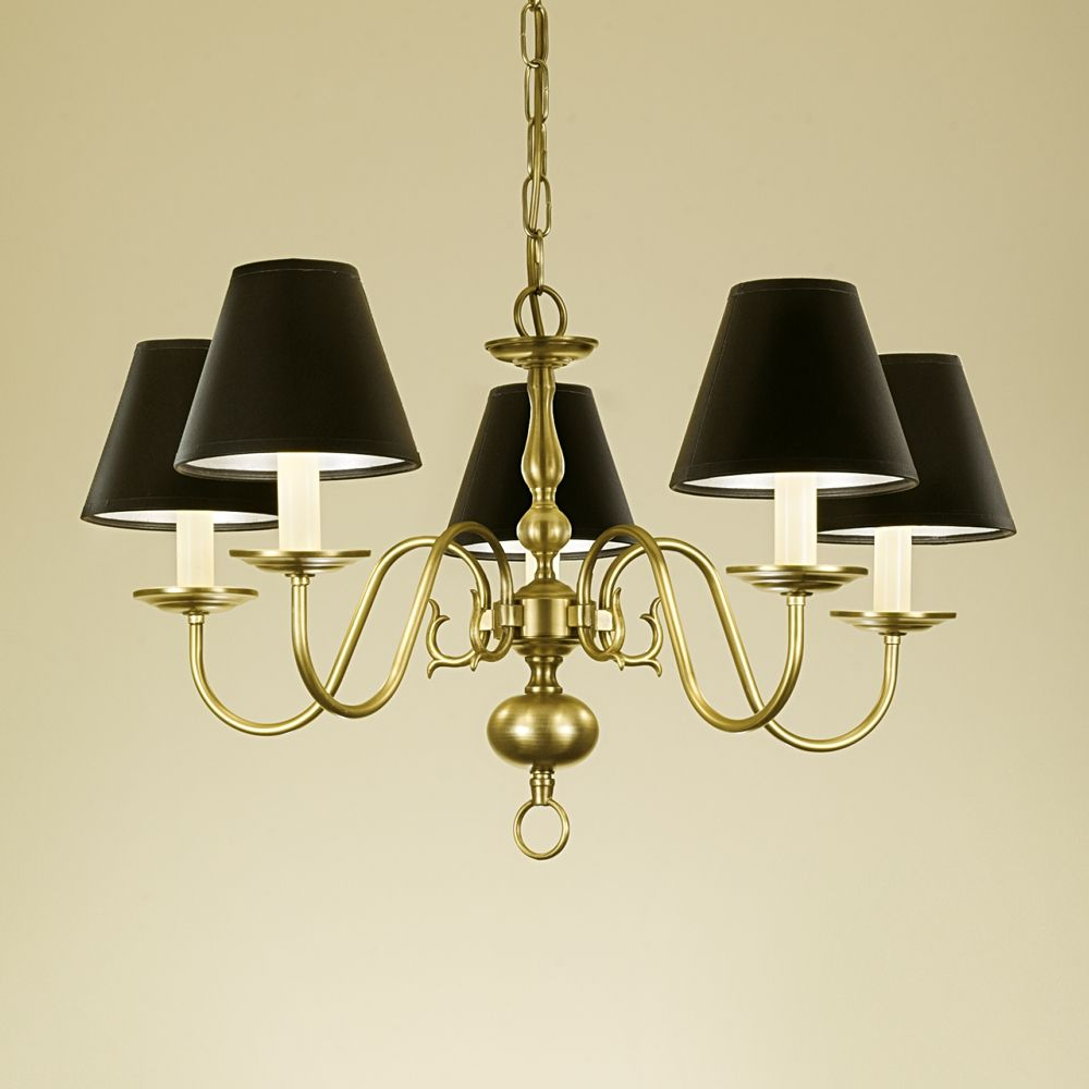 CHELSOM LIGHTING Clubhouse Chandeliers CU-4000-5 & CHELSOM LIGHTING Clubhouse Chandeliers CU-4000-5 | Chandeliers ...