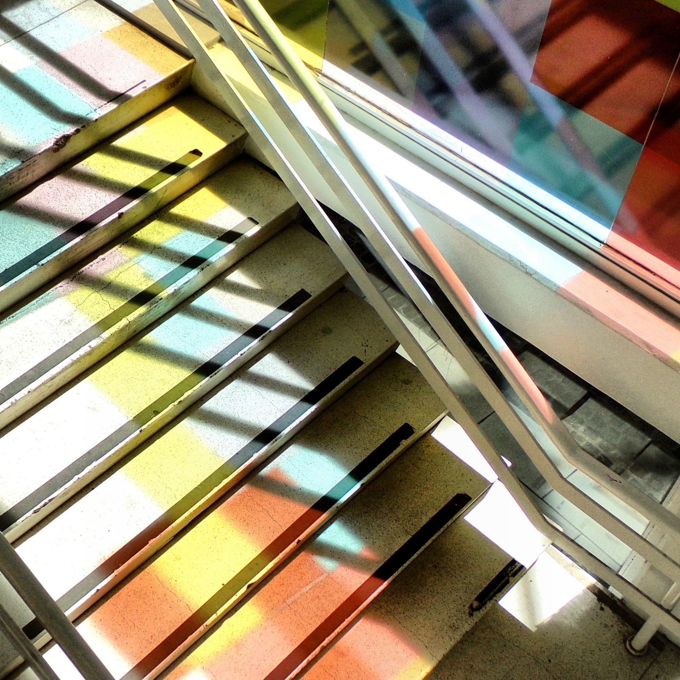 Dentro del Centro Cultural Recoleta