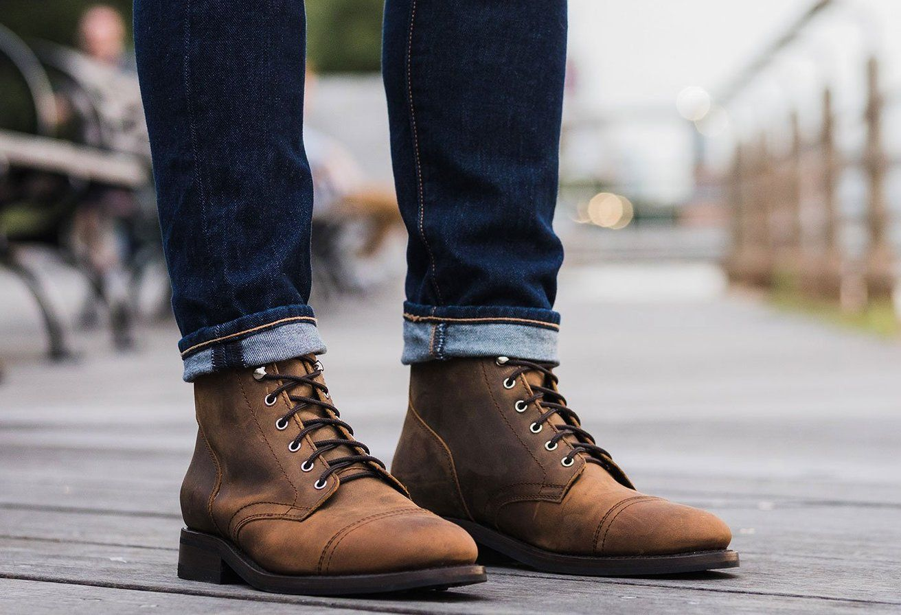 Mens Rugged Boots
