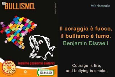 Bullismo Frasi E Slogan Contro Il Bullismo Bullismo Risorse