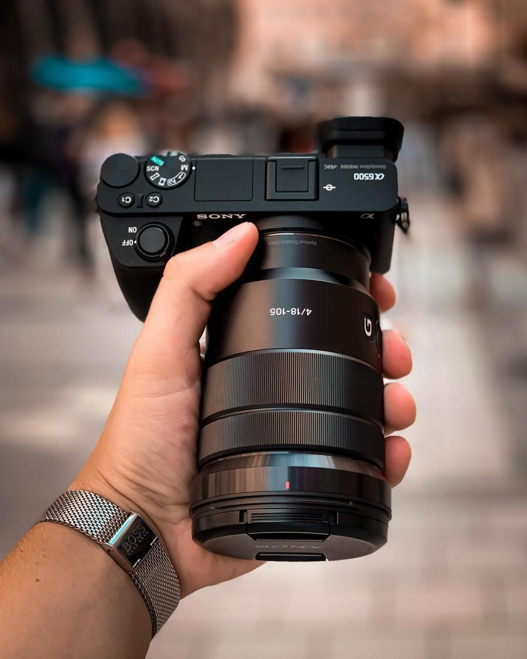 Sony A6500 Sony 18 105mm F 4 Best Camera For Photography Vlogging Camera Camera Photography