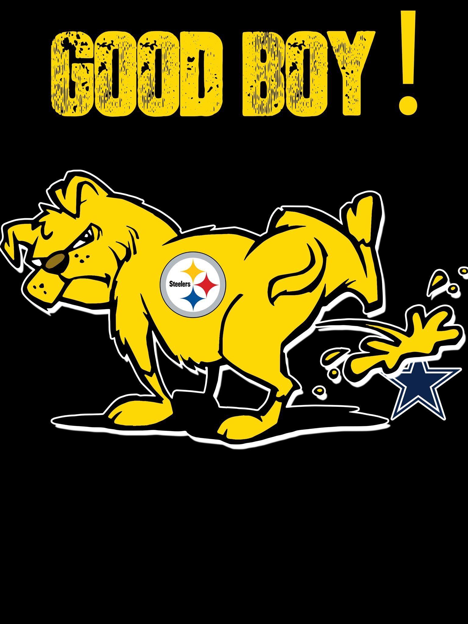 Let's Go! Pittsburgh Steelers! Pittsburgh steelers