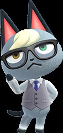 Raymond   Animal Crossing Wiki   Fandom   Animal crossing ...