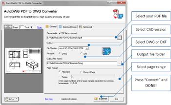 pdf to dwg converter autodwg free