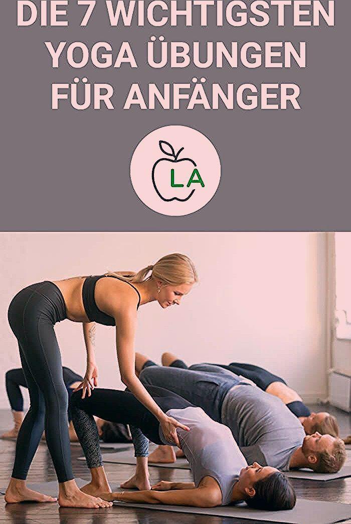 Unsere Yoga Übungen für Anfänger sind perfekt für alle, die mit diesem gesunden Sport anfangen wolle...