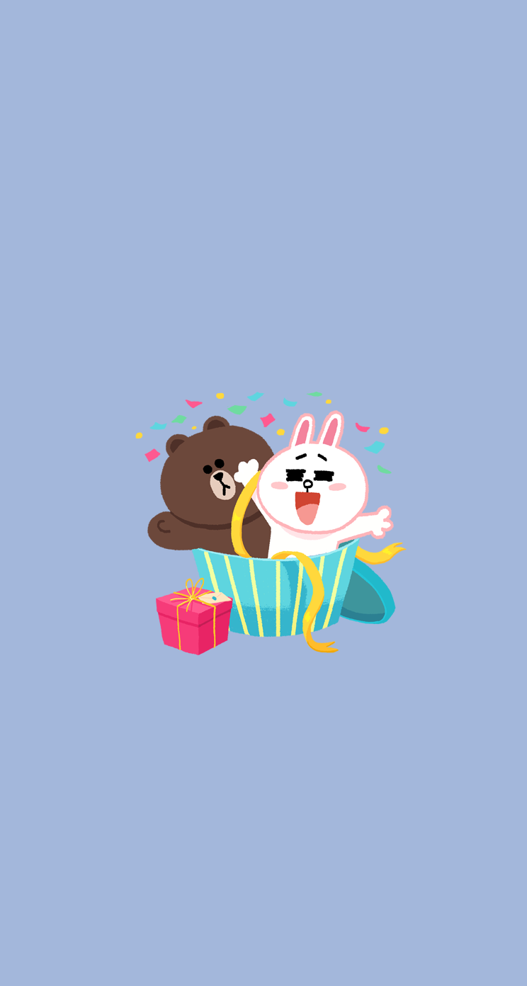 Brown Cony Wallpaper Pinterest Brown Wallpaper And Characters