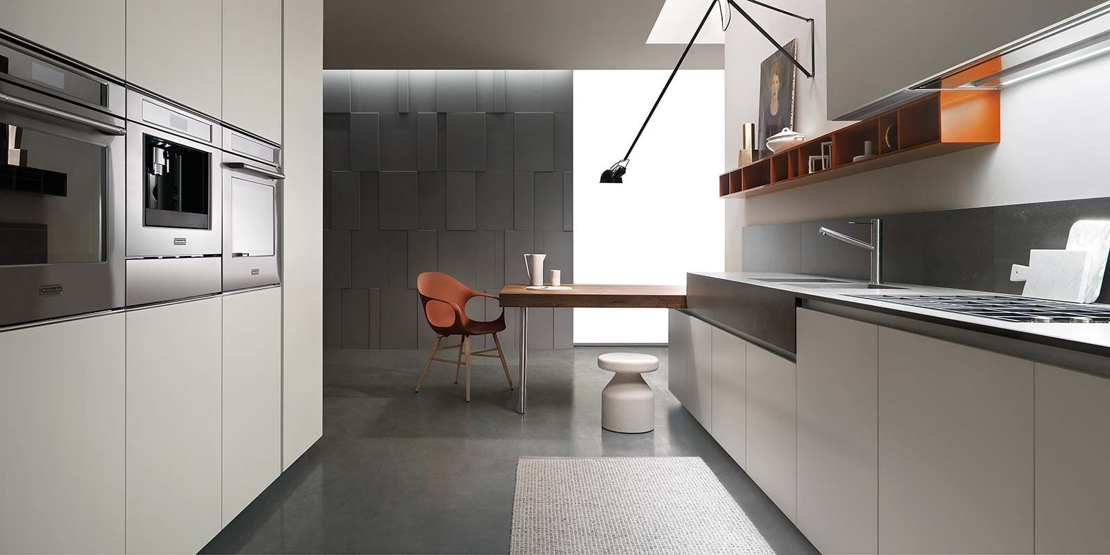 Italian Modern Design Kitchens   One By Ernestomeda | Kitchen Design .