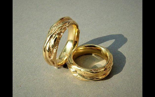Ringe aus gold 585
