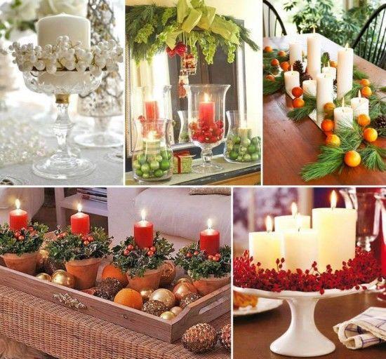 Christmas Table Centerpiece Ideas Christmas Christmas Crafts Christmas  Decor Christmas Diy Christmas Centerpieces Christmas Tables Chistmas