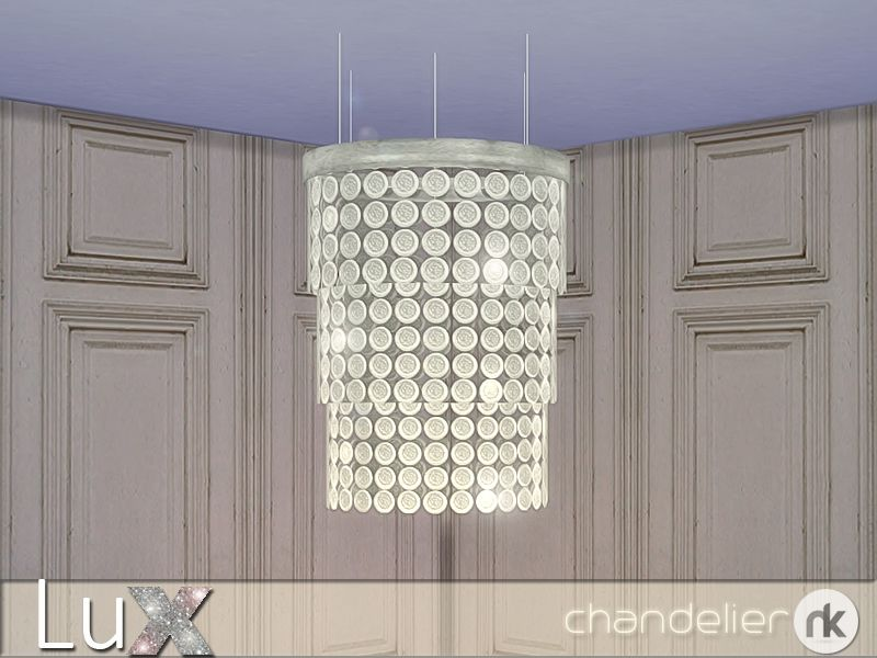 Lux Living Chandelier Sims Sims 4 Sims 4 Cc Furniture
