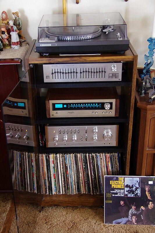 Vintage HiFi component system. … | Vintage Home Audio in 2019…