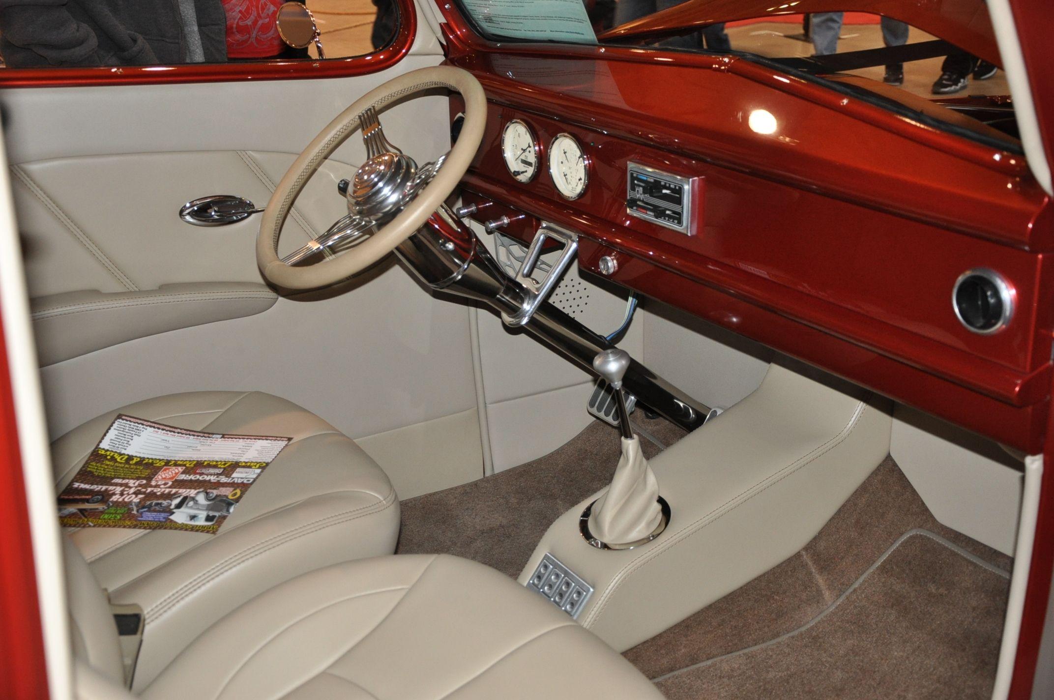 Motor\'n News   For sale 1937 Ford 2 door Sedan Slant Back Street Rod ...