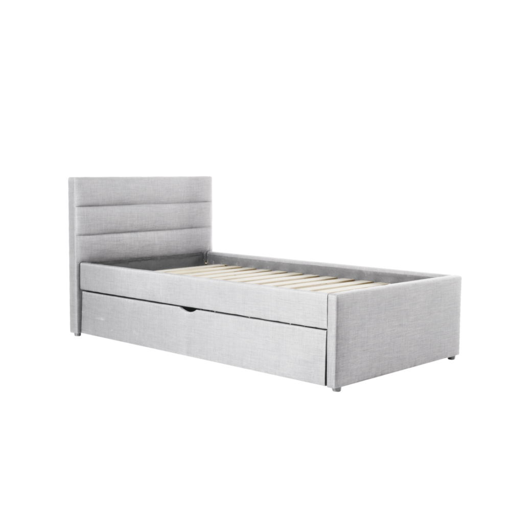 lowest price 6fadb 2321e Paddington Bed Frame with Trundle   Kids room   Bed frame ...